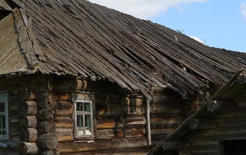 ロシアの廃村26
