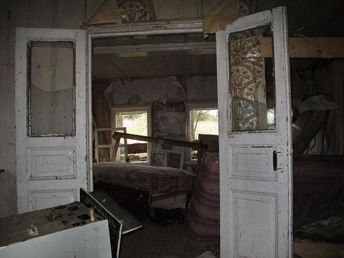 ロシアの廃村10