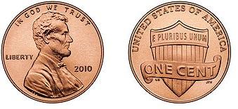 1セント硬貨を床に敷いた家14