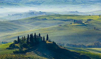 イタリア・トスカーナ地方の絶景01