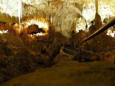 カールズバッド洞窟02
