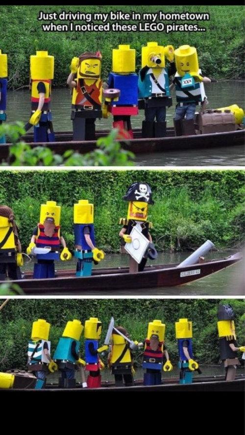レゴの海賊01