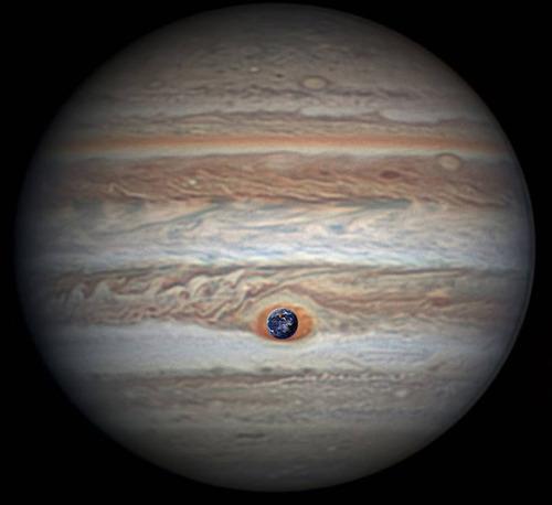 木星がゴッホの絵画のように05