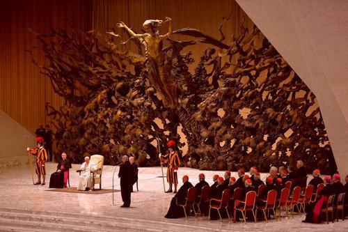 バチカン大聖堂かファイナルファンタジーっぽい01