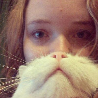 猫でヒゲ遊び01