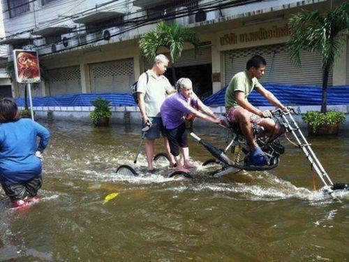 タイの洪水00