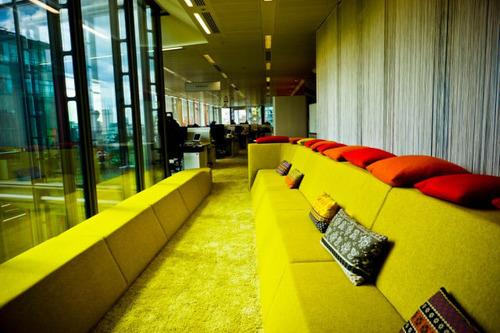 Googleロンドン・オフィス23