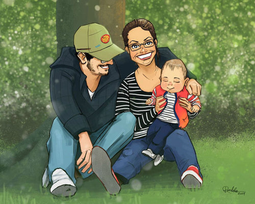家族アート13