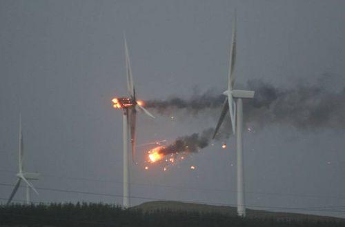 スコットランドが強風01
