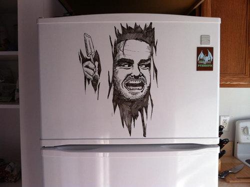 冷蔵庫アート16