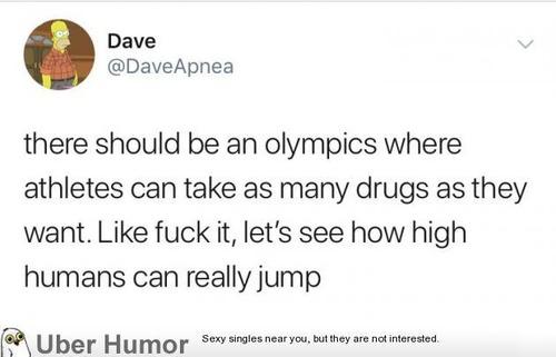 「こんなオリンピック競技があってもいい」01