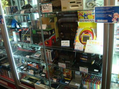 日本のゲームショップ13