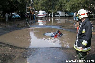 女性ドライバーの事故・失敗・下手16