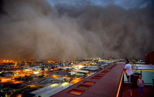 アリゾナ砂嵐07