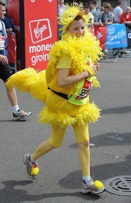 ロンドンマラソン・コスプレ20