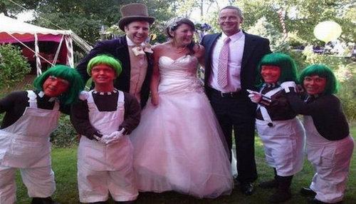 コスプレ結婚式10