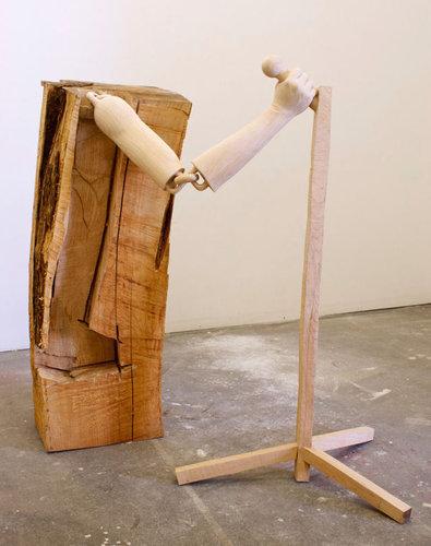 木彫りアート09