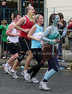 ロンドンマラソン・コスプレ17
