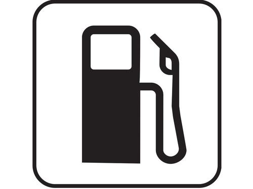 ロシアのガソリンスタンドでガソリン無料キャンペーン