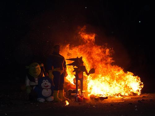 エクアドルの新年行事27