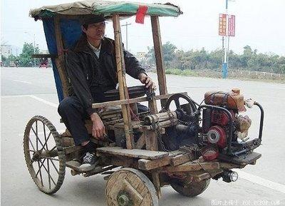 独創的過ぎる車10