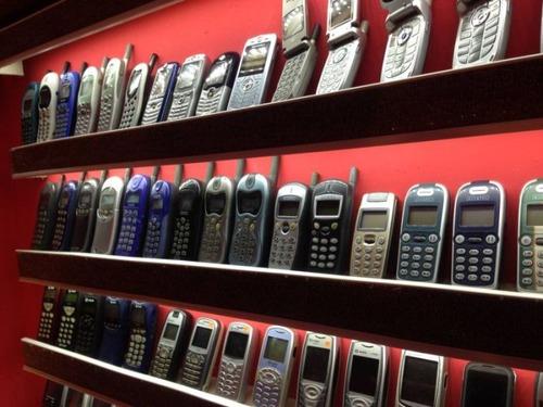 スロバキアの携帯電話コレクター01