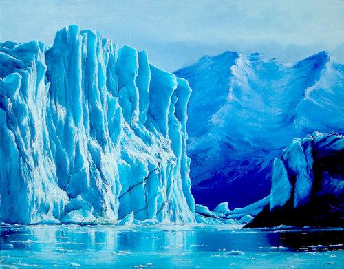 ブルーの氷河04