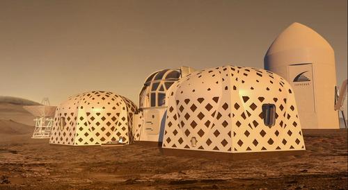 火星の住居デザイン02