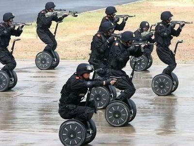 中国の特殊部隊00