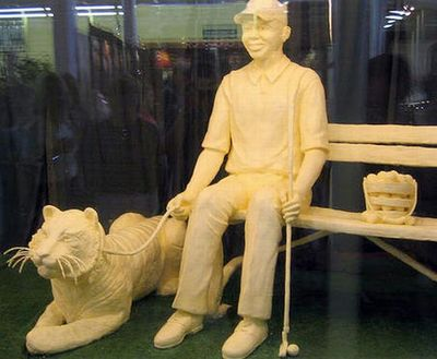 バター彫刻08