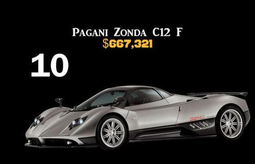 高価な車01