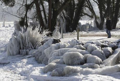 ヨーロッパの大寒波18
