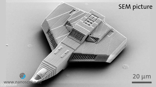 3Dプリンターで世界最小、30ミクロンのボートを03