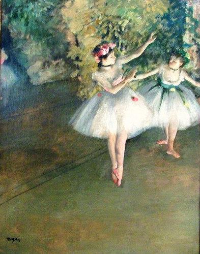 12-舞台の2人の踊り子