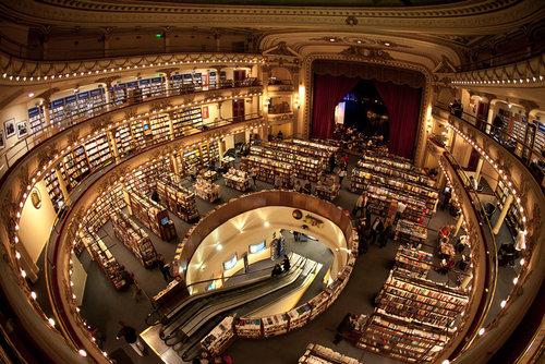 世界一美しいブエノスアイレスの本屋05
