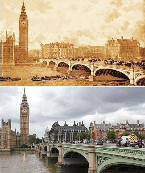 ロンドンの115年01