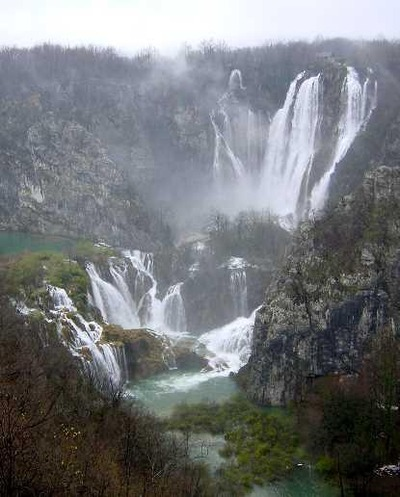 プリトヴィツェ湖群国立公園08