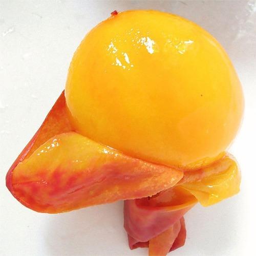 皮をむいた果物05