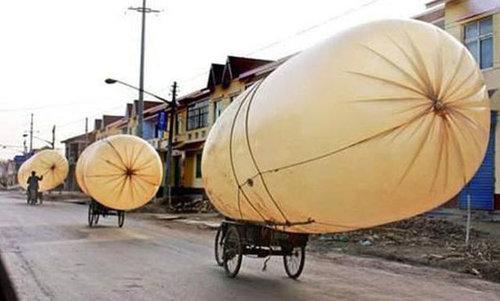 中国の天然ガス運搬08
