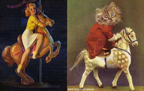 猫のポーズ08