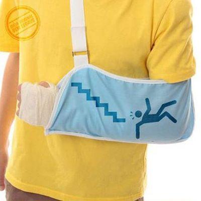 骨折用・三角巾02