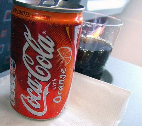 コカコーラの変わったフレーバー07
