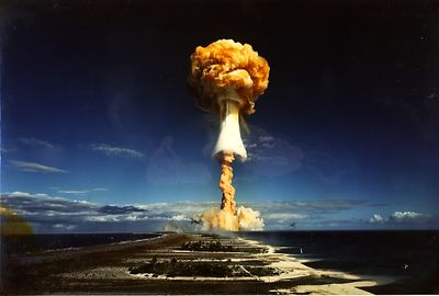 フランスの核兵器・核爆発実験カノープス(Canopus)04