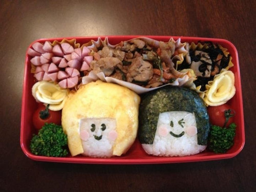 日本のお弁当01