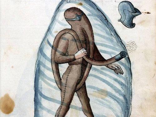 中世の本の挿絵02
