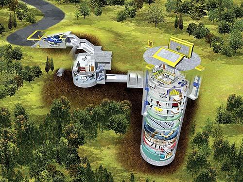 核ミサイル格納庫01