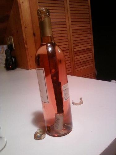 ワインの開け方に失敗01