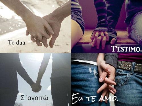 世界の「I love you」00