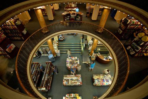 世界一美しいブエノスアイレスの本屋06