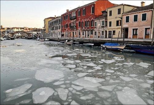 ヨーロッパの大寒波17